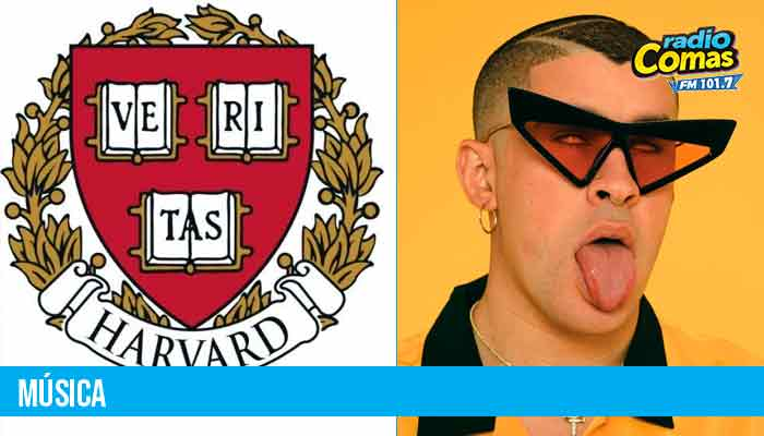 Bad Bunny dictó clase magistral en Harvard | VIDEO
